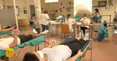 Cruz Roja anima a la ciudadanía a donar en la Maratón de Donación de Sangre de Dénia
