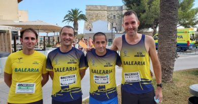 Los atletas del Denia Corre debutan en La Milla de Moraira con grandes marcas