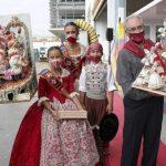 La obra del artista dianense Enric Ginestar elegida mejor Ninot Indultat Infantil de las Fallas de Valencia 2021